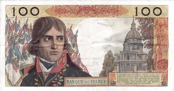 France 100 Nouveaux Francs (1959-1966)