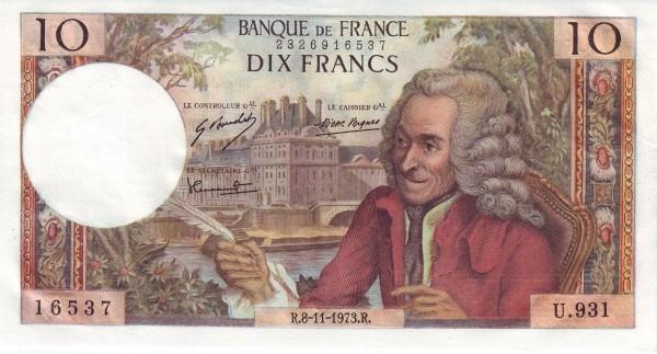 France 10 Francs (1962-1979)
