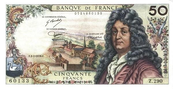 France 50 Francs (1962-1979)