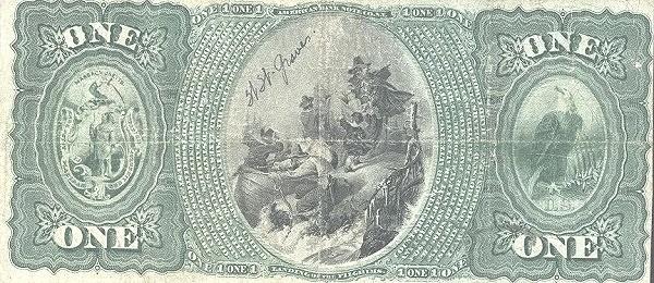United States 1 Dollar (1875)