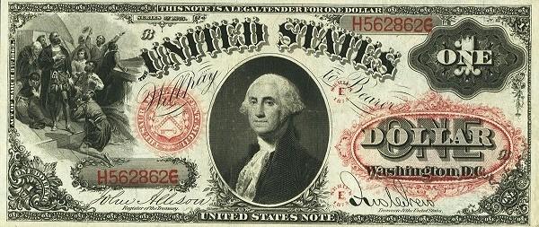 United States 1 Dollars (1875)