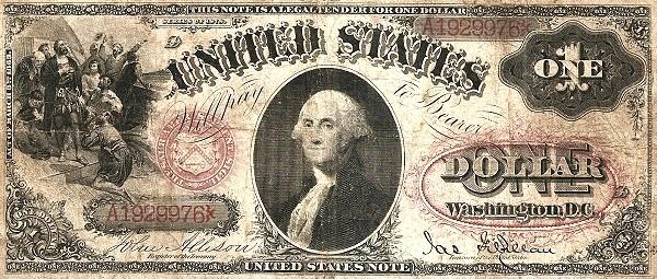 United States 1 Dollar (1878)