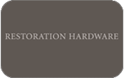 Restoration Hardware - 50%