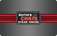 Ruth Chris Steakhouse - 50%