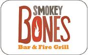 Smokey Bones Grill - 50%