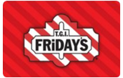 TGI Friday - 50%