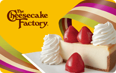 The Cheesecake Factory - 60%