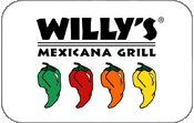 Willy´s Mexican Grill - 50%