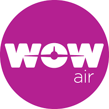 Wow airlines - 60%