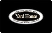 Yard House - 50%