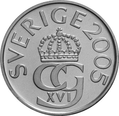 Sweden 5 Krona