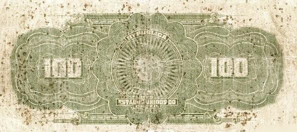 "Brazil 100 Mil Reis (1912 ""100 Mil Reis"")"