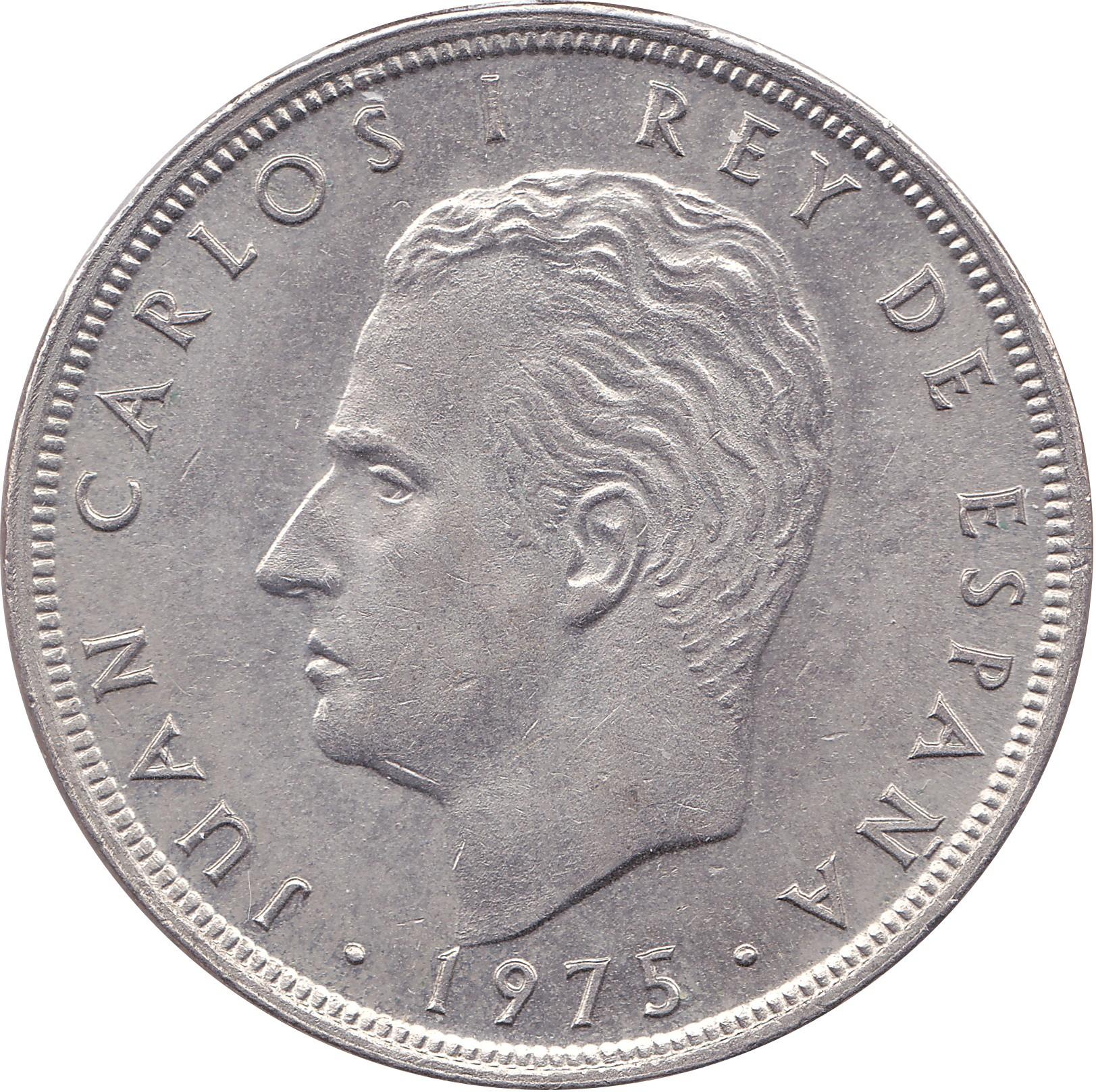 Spain 100 Pesetas (1975)