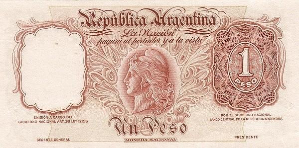 Argentina 1 Peso (1930)