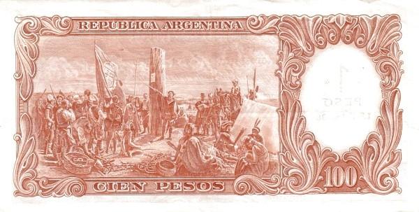 Argentina 1 Peso (1969)