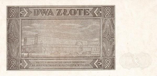 Poland 2 Złote (1948)