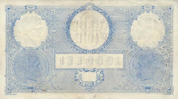 Romania 1000 Lei (1909-1931)