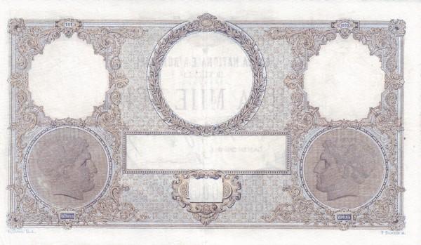 Romania 1000 Lei (1930-1933)