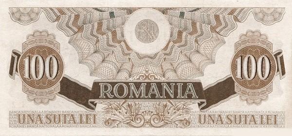 Romania 100 Lei (1947)