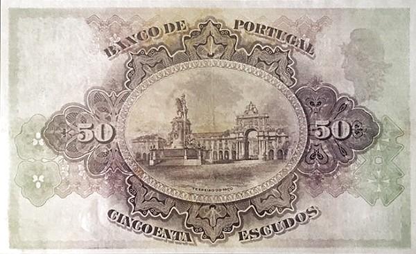 Portugal 50 Escudos (1920-1928)