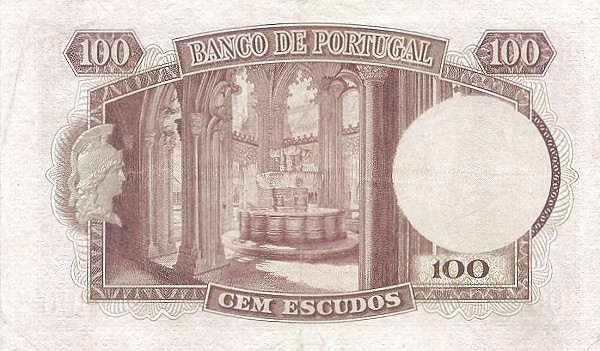 Portugal 100 Escudos (1947-1957)
