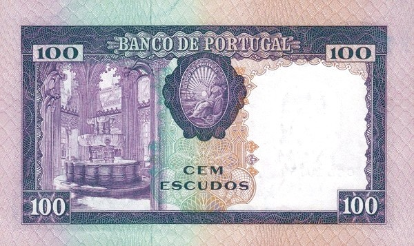 Portugal 100 Escudos (1960-1961)