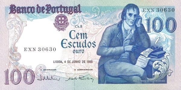 Portugal 100 Escudos (1978-1985)