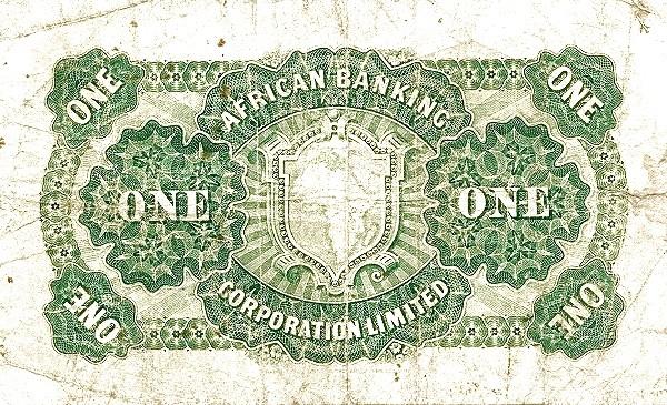 Rhodesia 1 Pound (1890)
