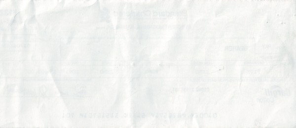 Zimbabwe 5000 Dollars (2003 Bearer Cheques Emergency)