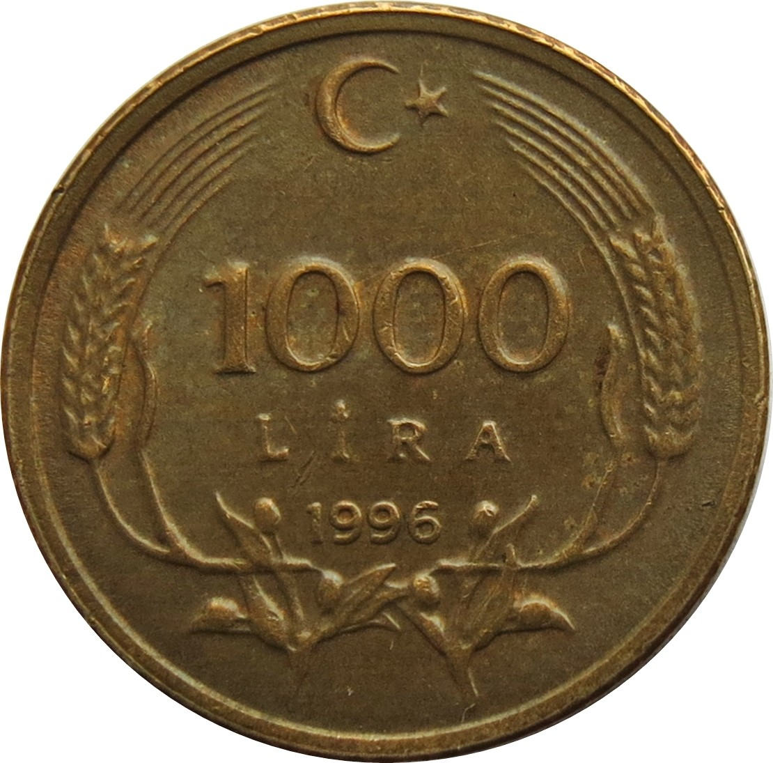 Turkey 1000 Lira