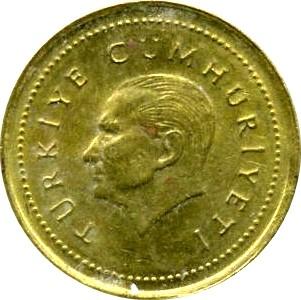 Turkey 5000 Lira