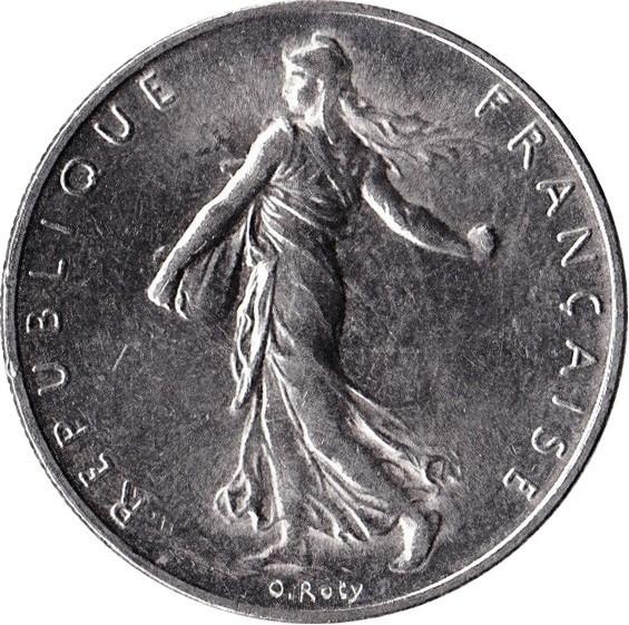 France 1 Franc (1959-2001)