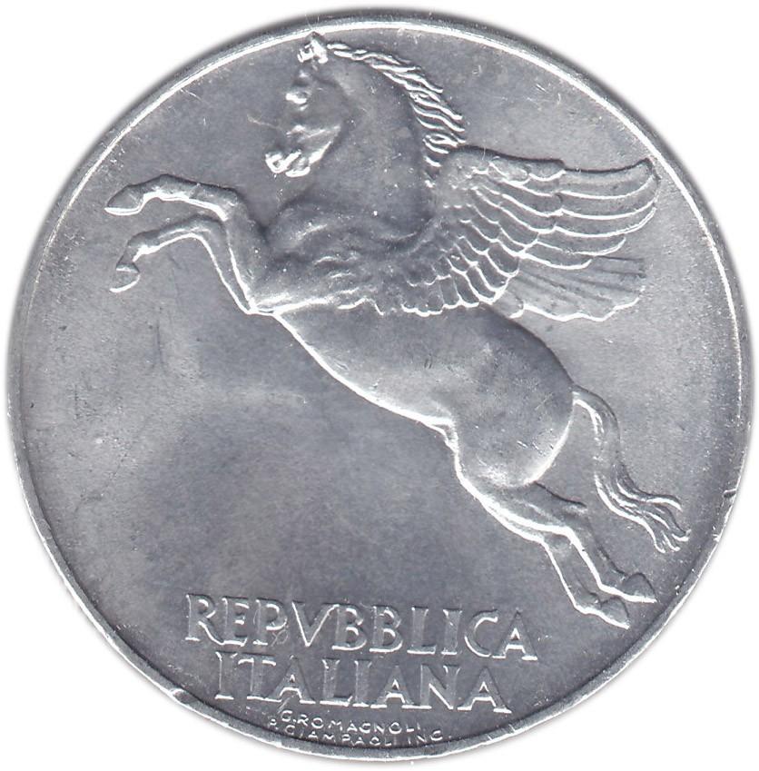 Italy 10 Lire (1946-1950)