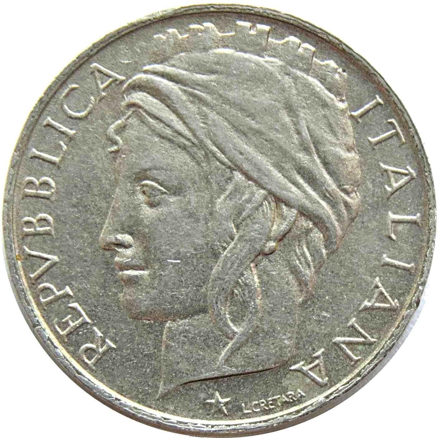 Italy 50 Lire (1996-2001)
