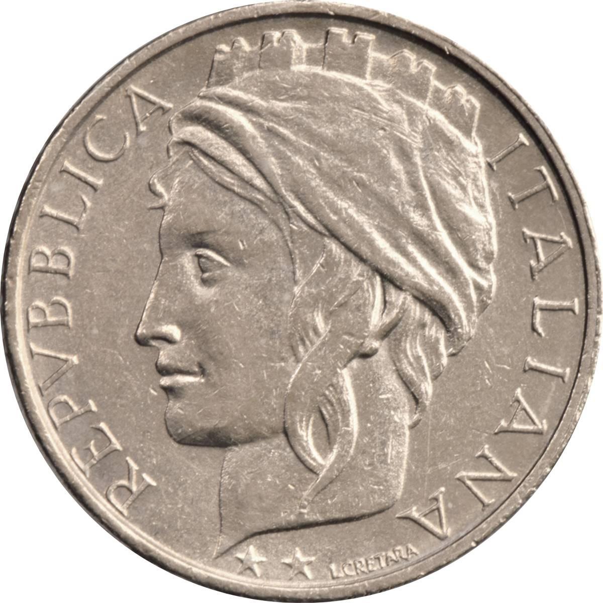 Italy 100 Lire (1993-2001)