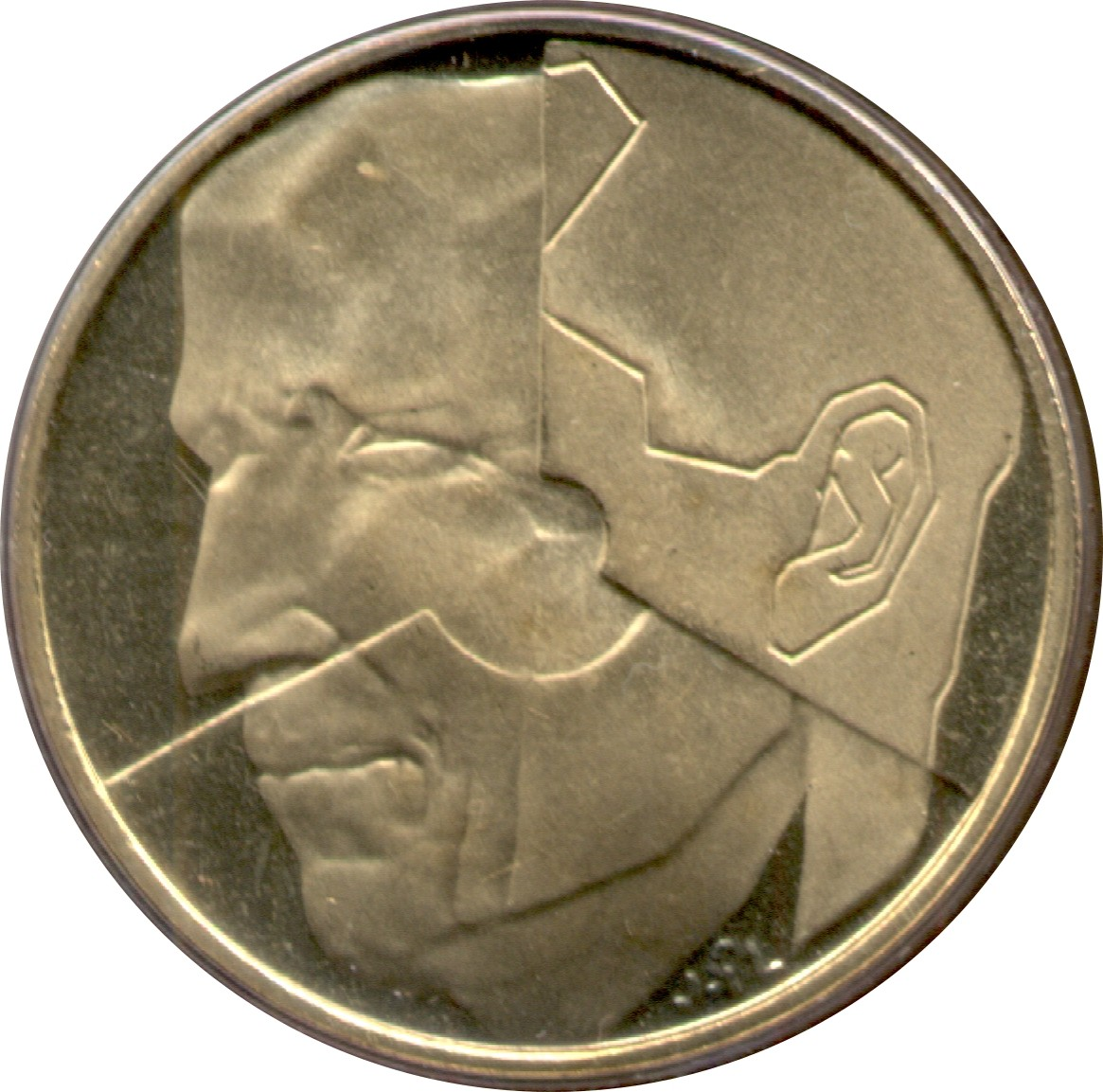Belgium 5 Francs (1986-1993 Baudouin I)