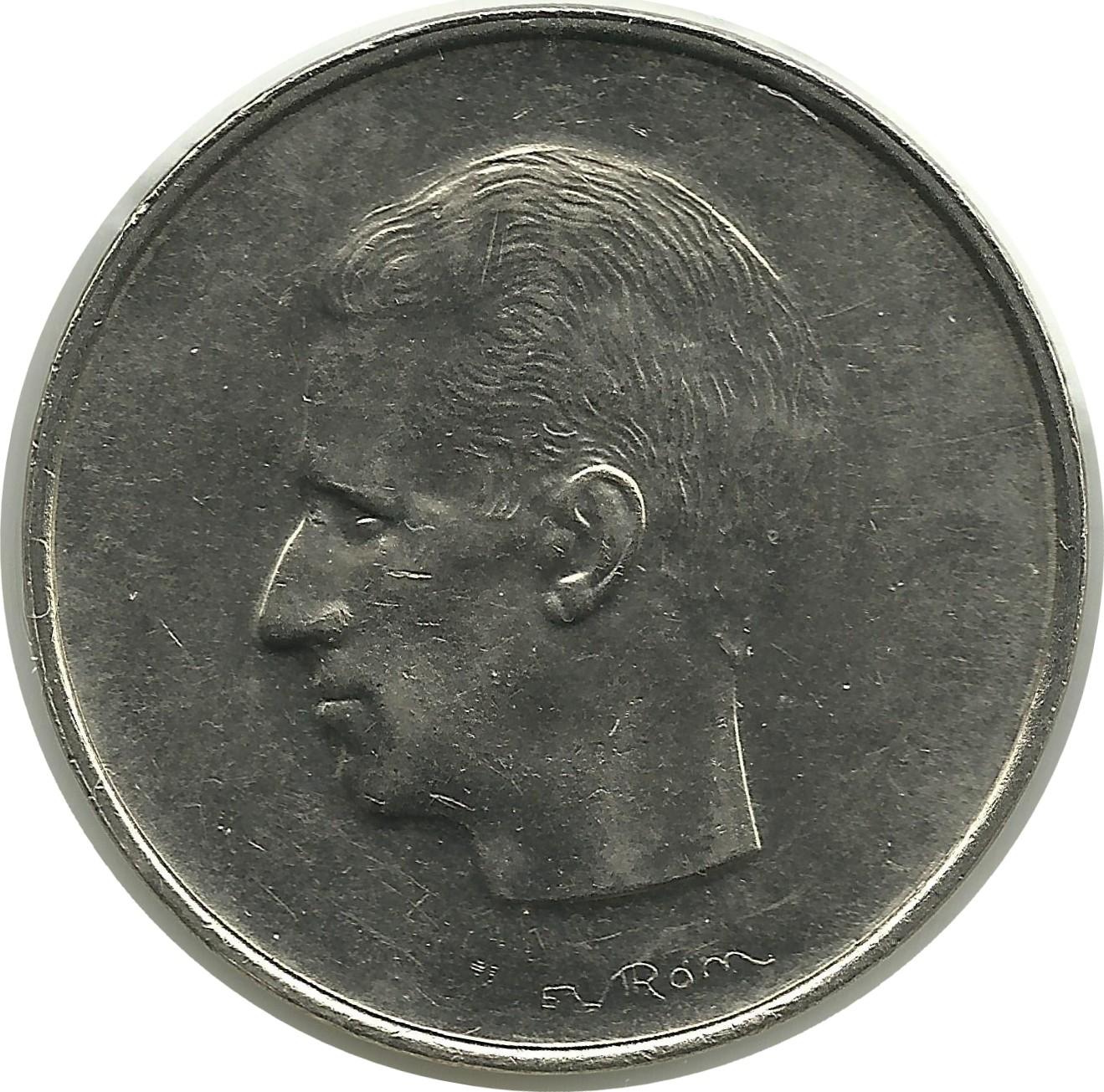 Belgium 10 Francs (1969-1979 Baudouin I)
