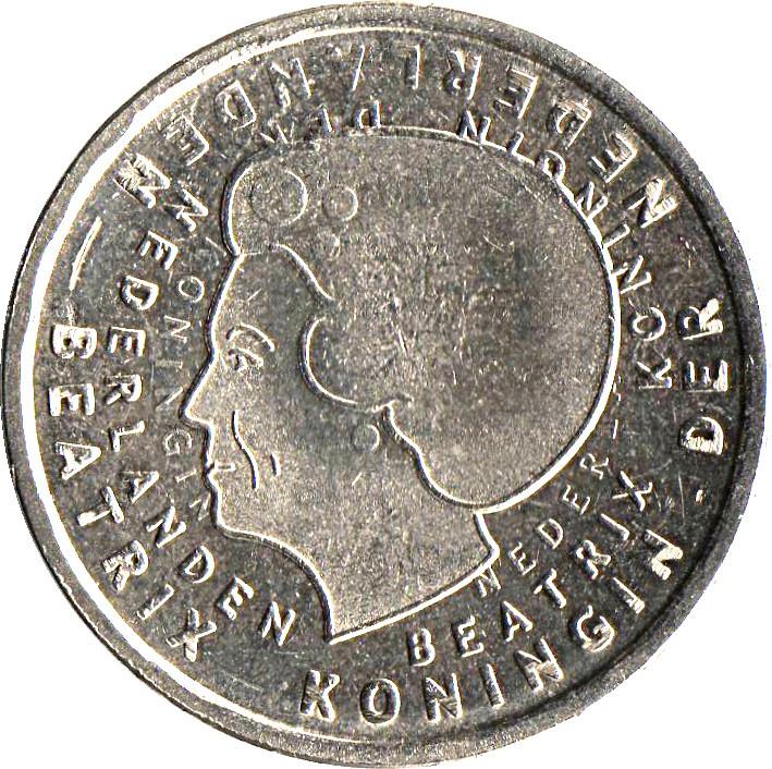 Netherlands 1 Gulden (2001 Beatrix Last Gulden)