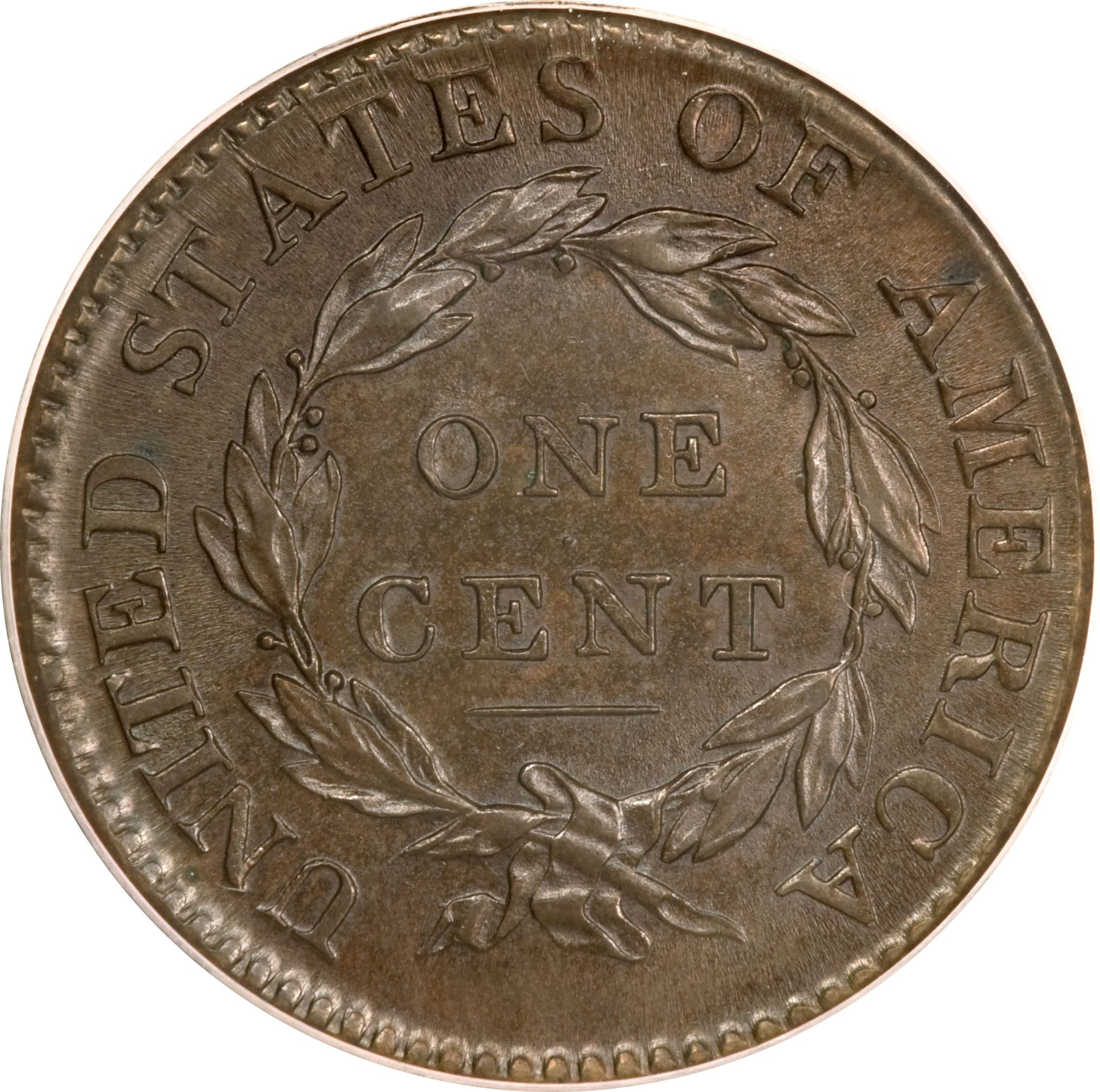 United States 1 Cent (1808-1814 Capped Bust - Classic Head Cent)