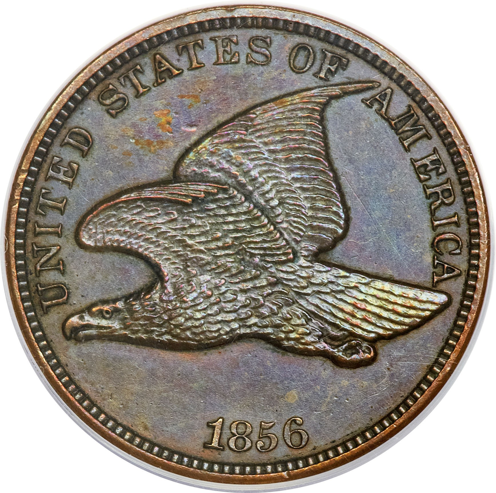 United States 1 Cent (1856-1858 Flying Eagle Cent)
