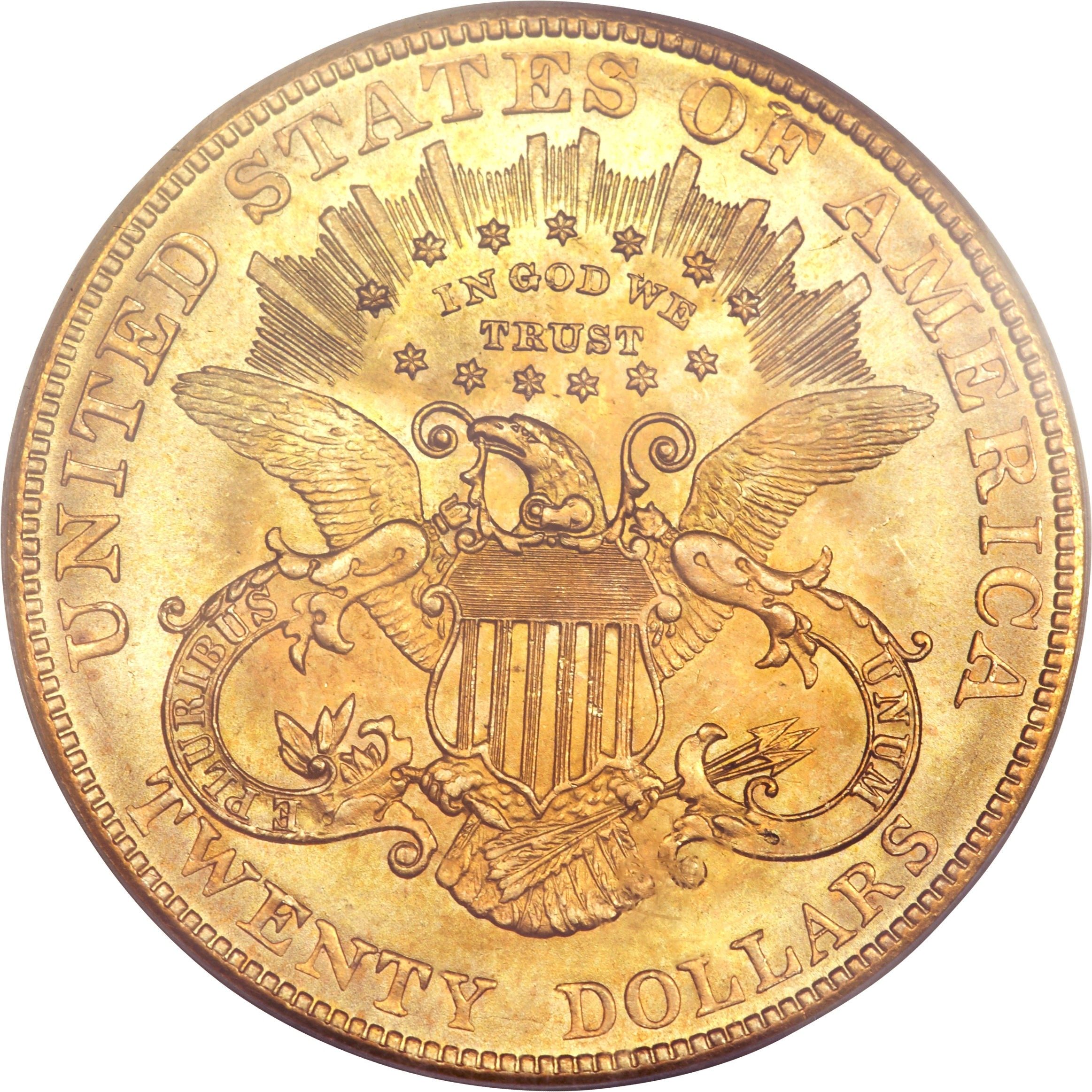 United States 20 Dollars (1877-1907 Liberty Head - Double Eagle)