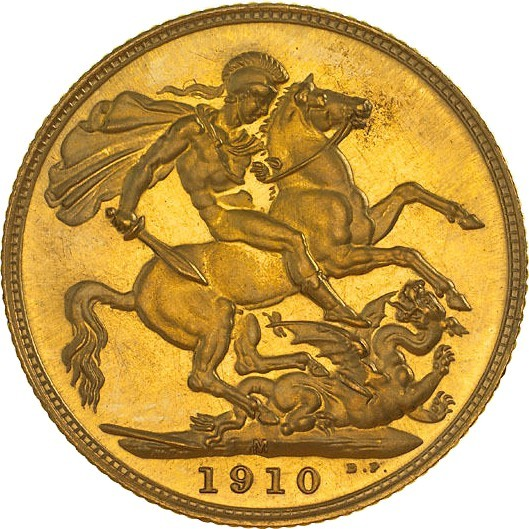 Australia 1 Sovereign (1902-1910 Edward VII)