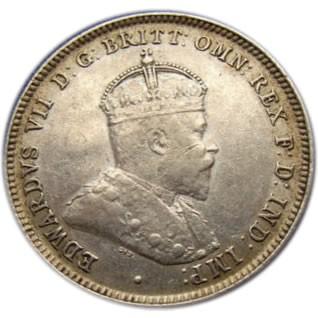 Australia 1 Shilling (1910 Edward VII)
