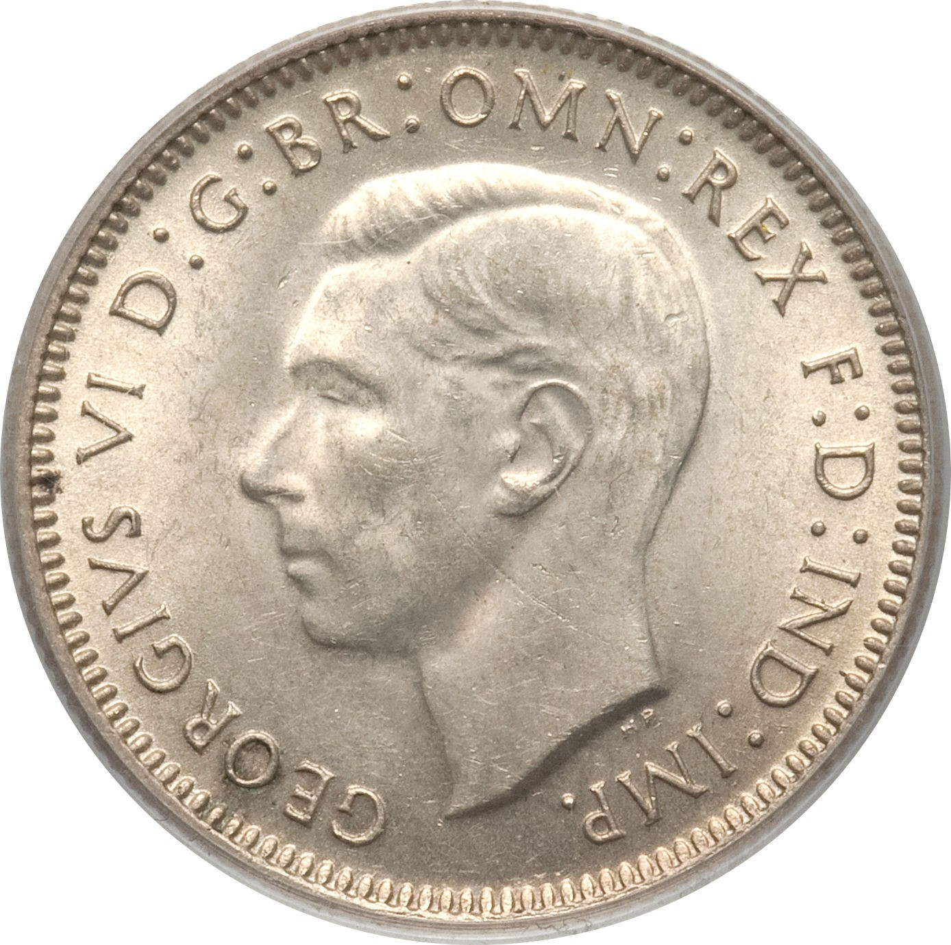 Australia 1 Shilling (1938-1944 George VI)