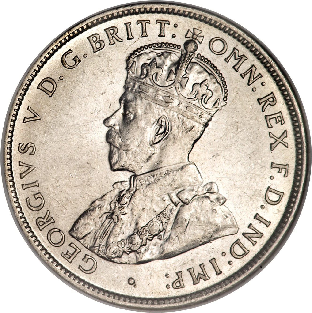 Australia 1 Florin (1911-1936 George V)