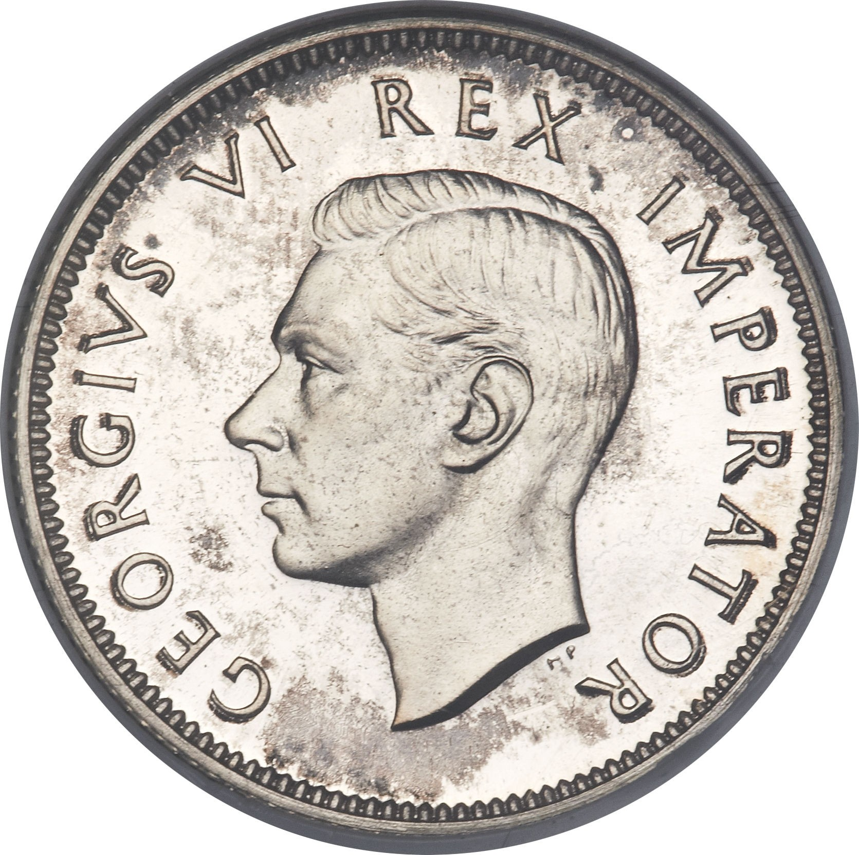 South Africa 1 Shilling (1937-1947 George VI)