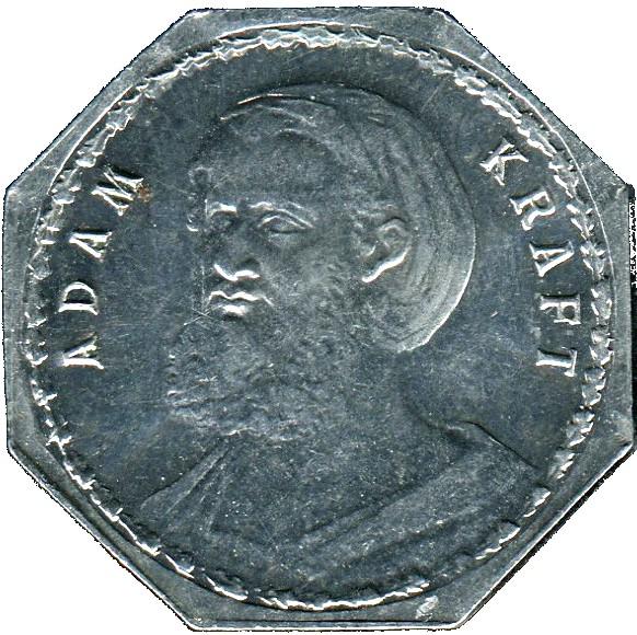 Germany 20 Pfennig (Adam Kraft-Nürnberg-Fürther )