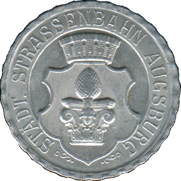 Germany 50 Pfennig (1920 Nürnberg-Fürther)