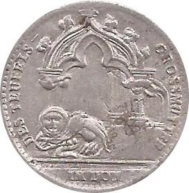 Germany 50 Pfennig (1922 Regensburg)