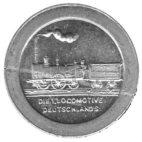 Germany 100 Pfennig (1921 Nürnberg-Fürth)
